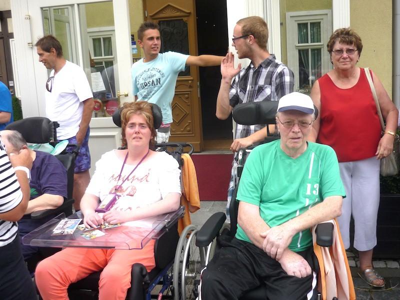 Seniorenausflug: und manchmal kommt es anders …